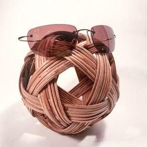 d67b44ef7e4d Maui Jim Accessories - MAUI JIM KAPALUA Sport Titanium Sunglasses 502-23
